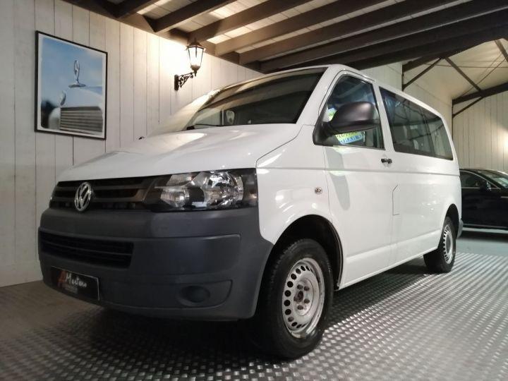 Volkswagen Transporter COMBI 2.0 TDI 140 CV 4MOTION 9PL Blanc - 2