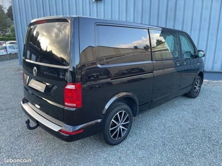 Volkswagen Transporter procab t6 l2h1 tdi 150 confort Noir - 8