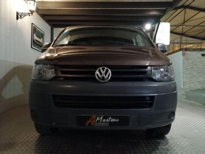Volkswagen Transporter T5 L2H2 2.0 BITDI 180 CV BUSINESS LINE 4MOTION DSG Gris - 3