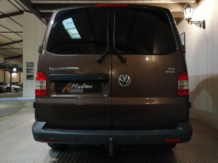 Volkswagen Transporter T5 L2H2 2.0 BITDI 180 CV BUSINESS LINE 4MOTION DSG Gris - 4