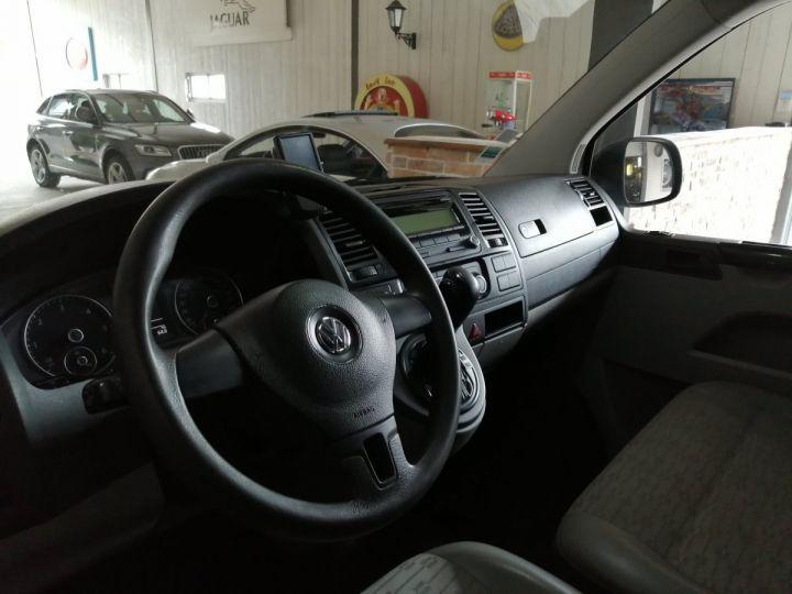 Volkswagen Transporter T5 L2H2 2.0 BITDI 180 CV BUSINESS LINE 4MOTION DSG Gris - 5