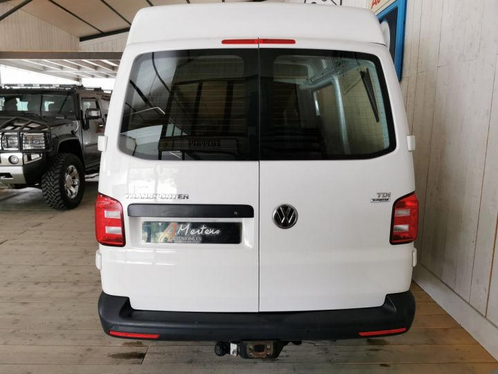 Volkswagen Transporter T6 2.0 TDI 102 CV SURELEVE Blanc - 4