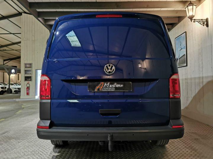Volkswagen Transporter T6 2.0 TDI 140 CV 4MOTION BV6 Bleu - 4