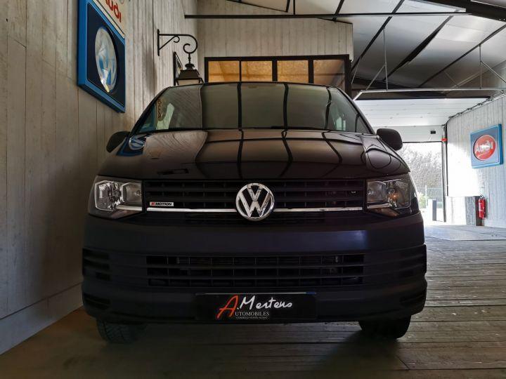 Volkswagen Transporter T6 2.0 TDI 150 CV 4MOTION L1H1 Noir - 3