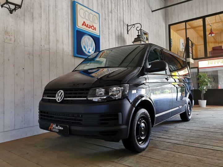 Volkswagen Transporter T6 2.0 TDI 150 CV 4MOTION L1H1 Noir - 2