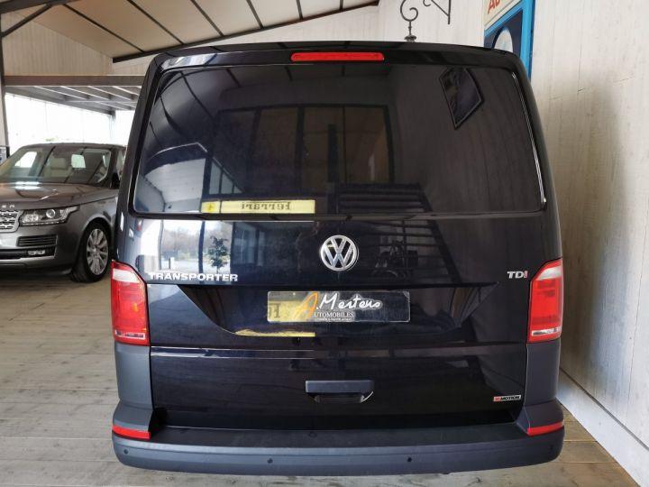 Volkswagen Transporter T6 2.0 TDI 150 CV 4MOTION L1H1 Noir - 4
