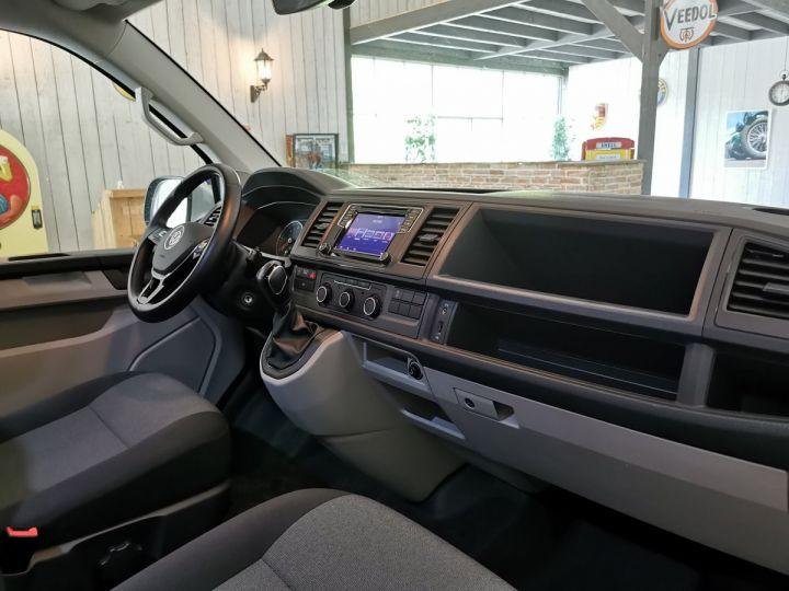 Volkswagen Transporter T6 2.0 TDI 150 CV DSG 4MOTION L1H1 Gris - 6