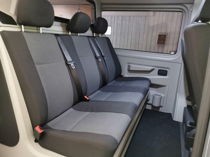 Volkswagen Transporter T6 2.0 TDI 150 CV DSG 4MOTION L1H1 Gris - 9