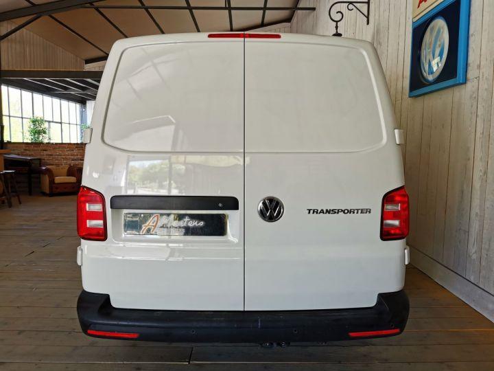 Volkswagen Transporter T6 2.0 TDI 150 CV L1H1 DSG Blanc - 4