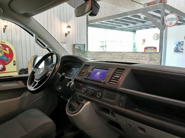 Volkswagen Transporter T6 2.0 TDI 150 CV L1H1 DSG Blanc - 6