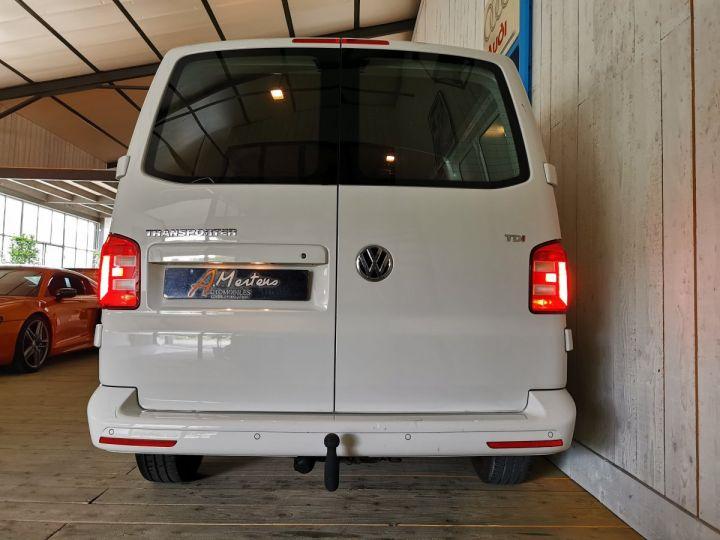 Volkswagen Transporter T6 2.0 TDI 150 CV L2H1 BV6 Blanc - 4