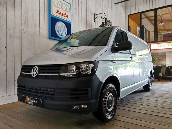 Volkswagen Transporter T6 2.0 TDI 150 CV L2H1 BV6 Gris - 2