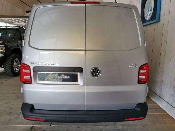 Volkswagen Transporter T6 2.0 TDI 150 CV L2H1 BV6 Gris - 4