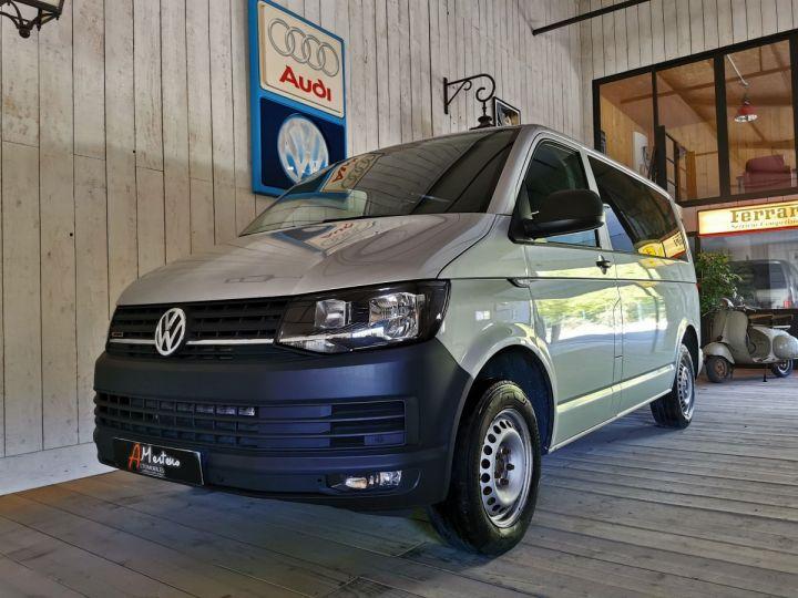 Volkswagen Transporter T6 2.0 TDI 150 CV VITRE 4MOTION BV6 Gris - 2