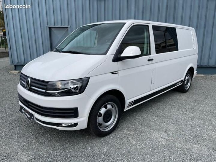 Volkswagen Transporter t6 l2h1 tdi 150 dsg business line + hayon  - 1
