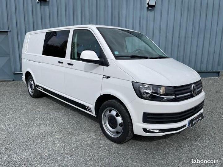 Volkswagen Transporter t6 l2h1 tdi 150 dsg business line + hayon  - 5