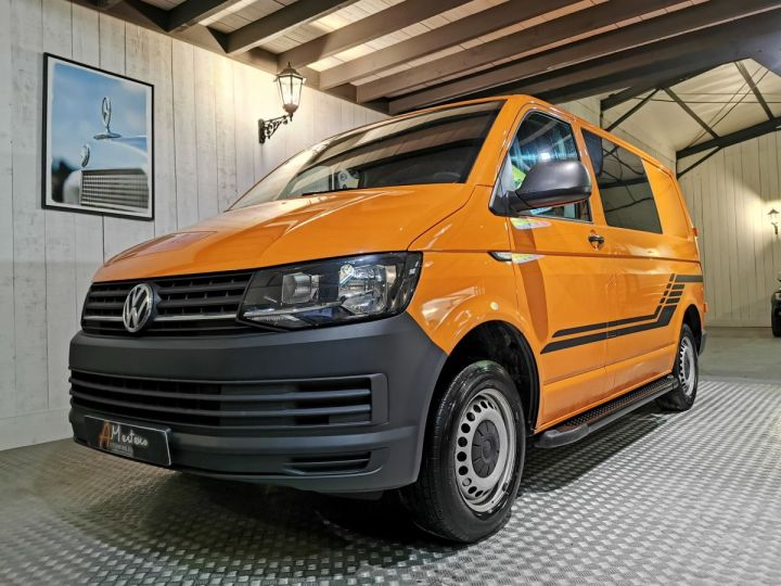 Volkswagen Transporter T6 PROCAB 2.0 TDI 150 CV L1H1 BV6 Orange - 2