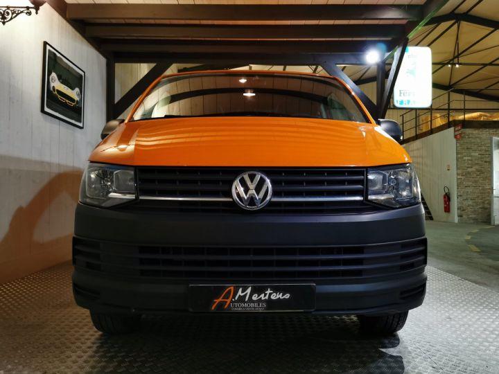 Volkswagen Transporter T6 PROCAB 2.0 TDI 150 CV L1H1 BV6 Orange - 3