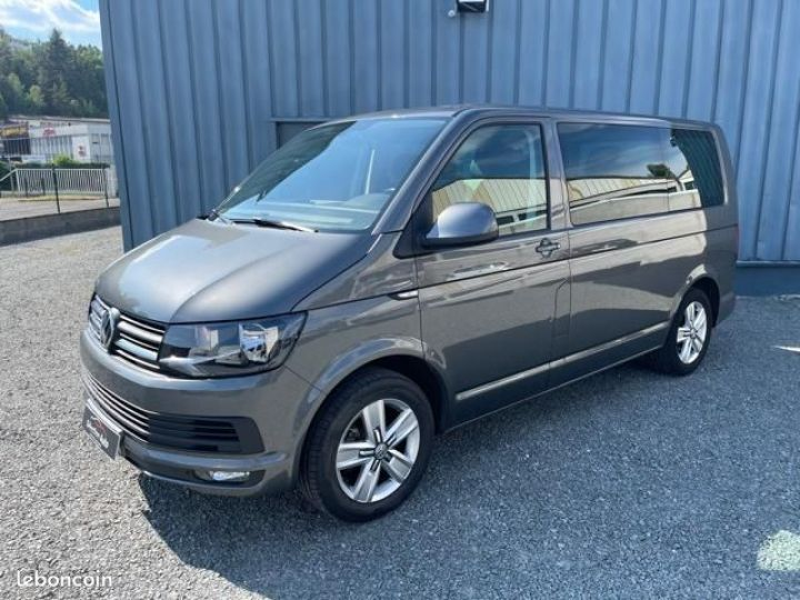 Volkswagen Transporter t6 tdi 150 business line + 6 places  - 1