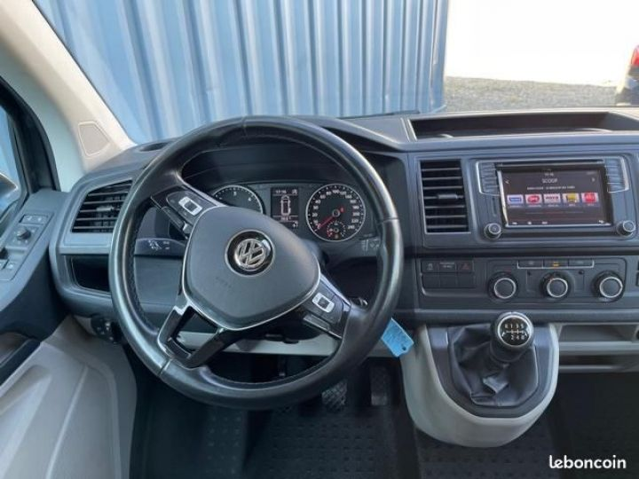 Volkswagen Transporter t6 tdi 150 business line + 6 places  - 4