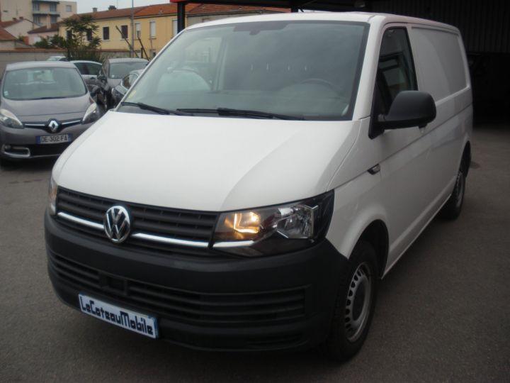 Volkswagen Transporter TRANSPORT 2.0 TDI 150cv BUSINESS LINE DSG 7 blanc - 1