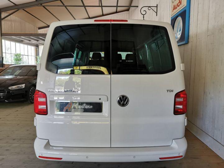 Volkswagen Transporter  VITRE 2.0 TDI 114 CV L2H1 Blanc - 4