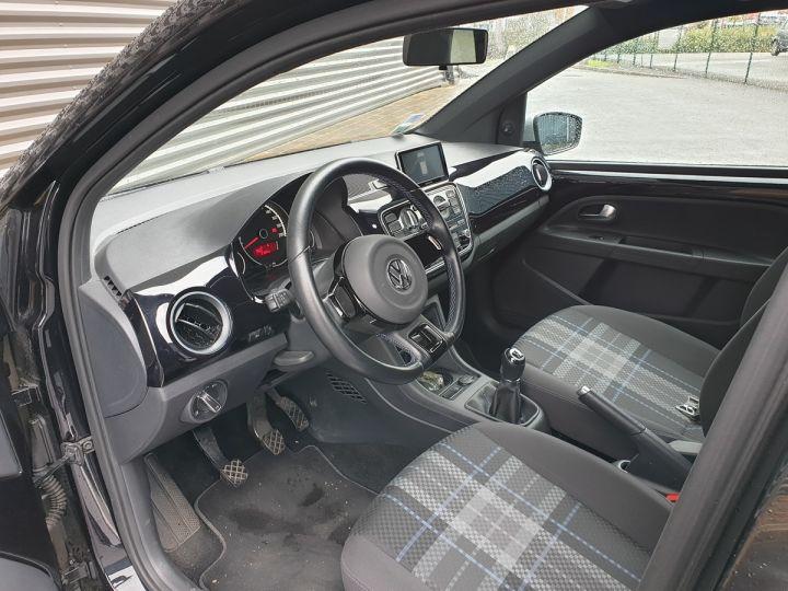 Volkswagen Up 1.0 60 club 5 portes 21 848kms Noir Occasion - 8