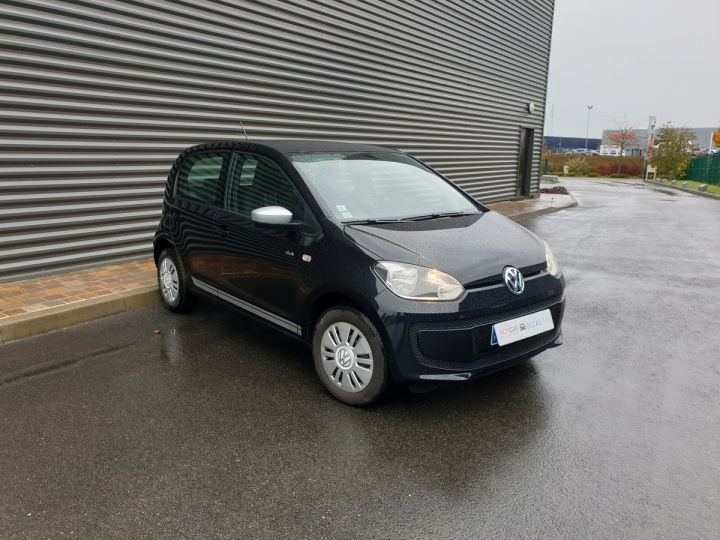 Volkswagen Up 1.0 60 club 5 portes 21 848kms v Noir Occasion - 2