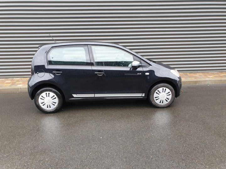 Volkswagen Up 1.0 60 club 5 portes 21 848kms v Noir Occasion - 3