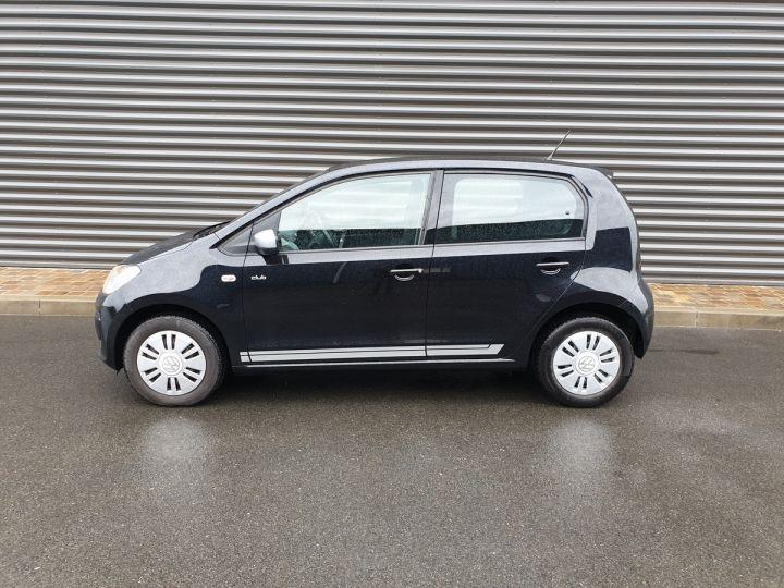 Volkswagen Up 1.0 60 club 5 portes 21 848kms v Noir Occasion - 4