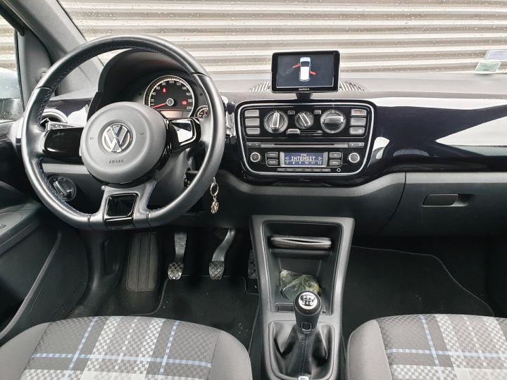 Volkswagen Up 1.0 60 club 5 portes 21 848kms v Noir Occasion - 5