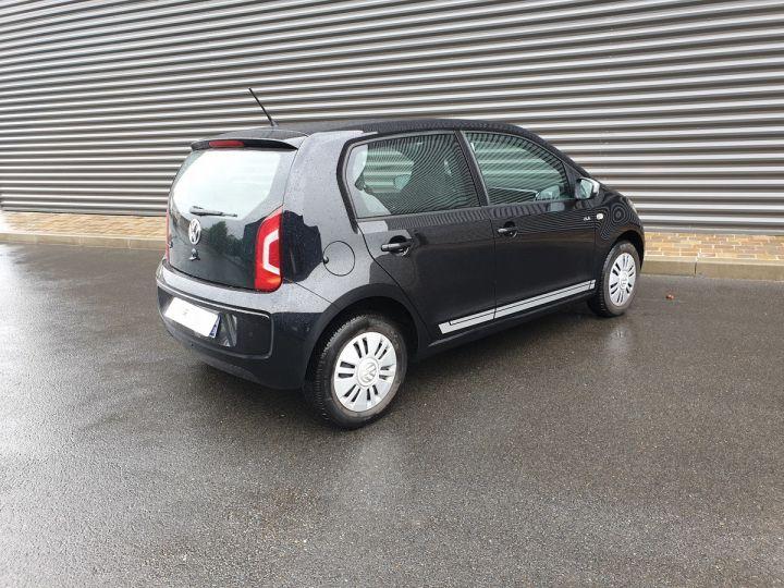 Volkswagen Up 1.0 60 club 5 portes 21 848kms v Noir Occasion - 15