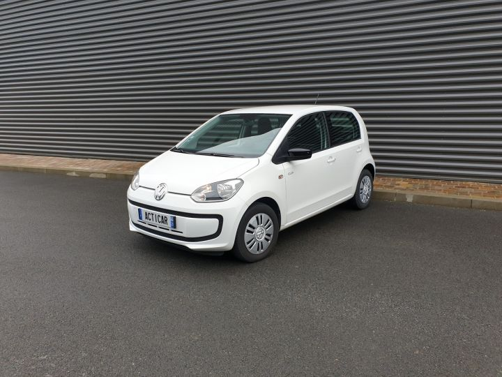 Volkswagen Up 1.0 60 cup 5 p 37122 kms Blanc Occasion - 1