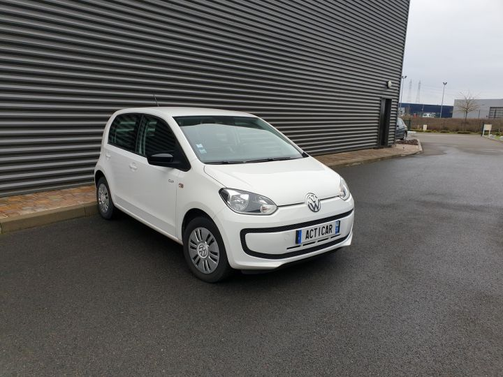 Volkswagen Up 1.0 60 cup 5 p 37122 kms Blanc Occasion - 2