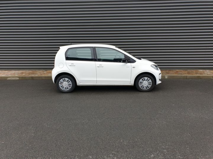 Volkswagen Up 1.0 60 cup 5 p 37122 kms Blanc Occasion - 3