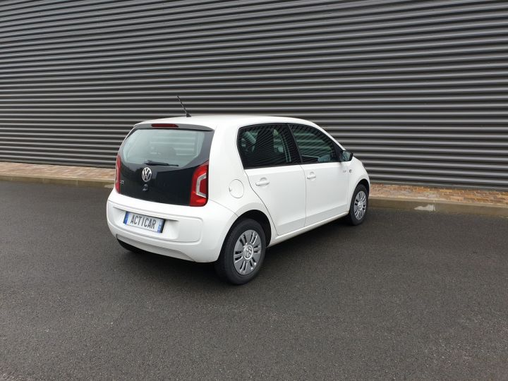 Volkswagen Up 1.0 60 cup 5 p 37122 kms Blanc Occasion - 17