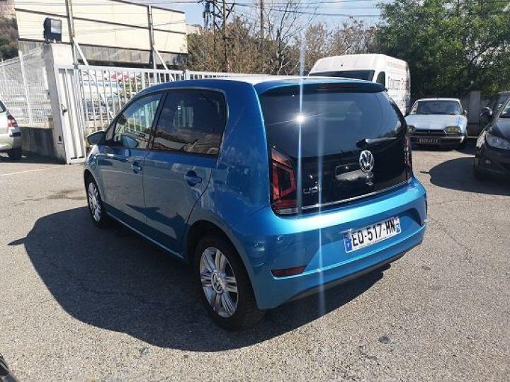 Volkswagen Up HIGH UP BLEU FONCE Occasion - 4