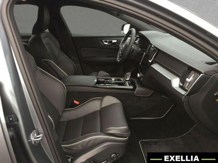Volvo S60 T8 R-DESIGN GRIS PEINTURE METALISE  Occasion - 3