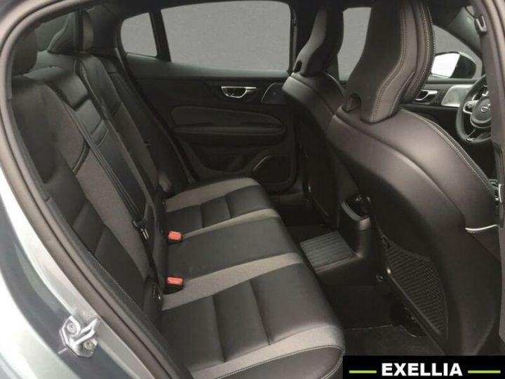 Volvo S60 T8 R-DESIGN GRIS PEINTURE METALISE  Occasion - 4