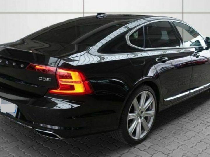 Volvo S90 II D5 AWD 235  INSCRIPTION LUXE GEARTRONIC 8 noir métal - 3