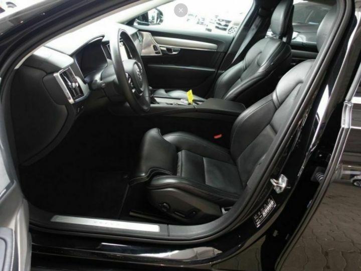 Volvo S90 II D5 AWD 235  INSCRIPTION LUXE GEARTRONIC 8 noir métal - 4