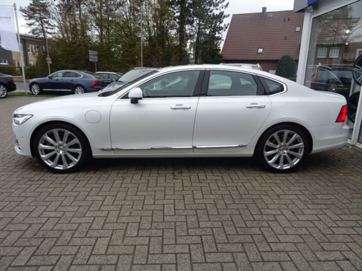 Volvo S90 T8 TWIN ENGINE 320 + 87CH INSCRIPTION GEARTRONIC BLANC Occasion - 2