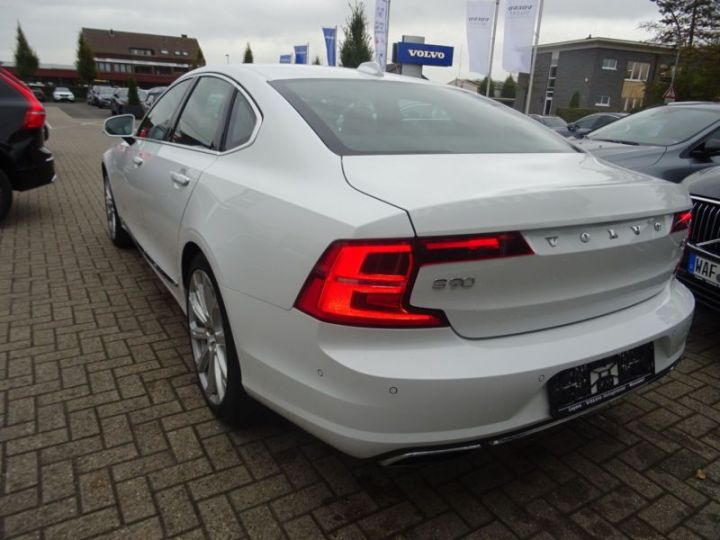 Volvo S90 T8 TWIN ENGINE 320 + 87CH INSCRIPTION GEARTRONIC BLANC Occasion - 3