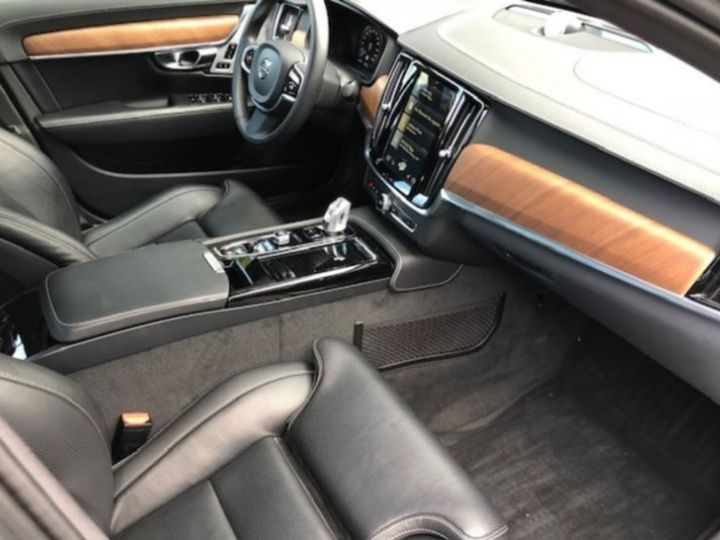 Volvo S90 T8 TWIN ENGINE 320 + 87CH INSCRIPTION LUXE GEARTRONIC GRIS Occasion - 6