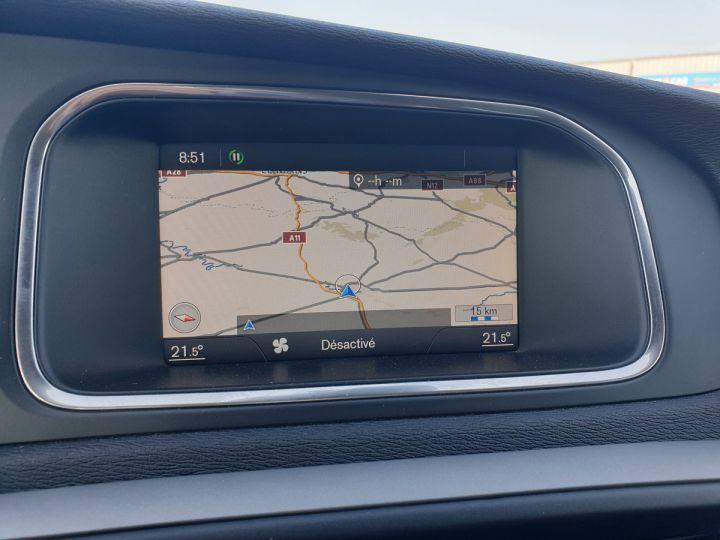 Volvo V40 1.6 d2 115 momentum bva i Gris Occasion - 6