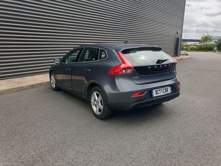 Volvo V40 1.6 d2 115 momentum bva i Gris Occasion - 19