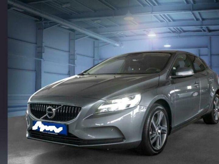 Volvo V40 #  D4 Momentum # 1ere Main # 29761Kms # Gris Peinture métallisée - 1