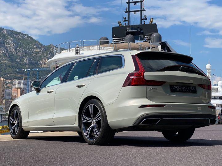 Volvo V60 D4 INSCRIPTION LUXE 190 CV ADBLUE GEARTRONIC - MONACO Beige Metal - 15