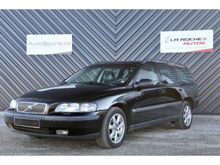 Volvo V70 2.4 T AWD 4 roues Motrices Garantie Noir - 1