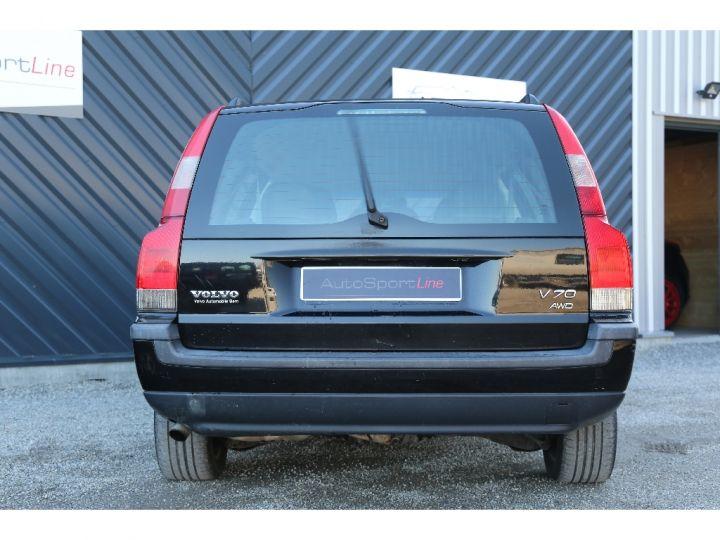 Volvo V70 2.4 T AWD 4 roues pour export Noir - 6